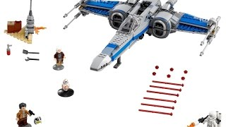 Lego Star Wars 2016 First Summer Set Images