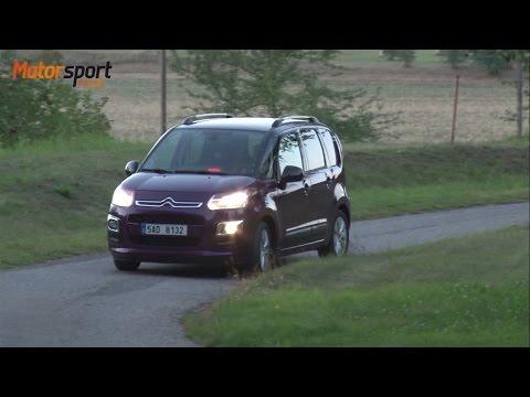 Citroën C3 Picasso - test