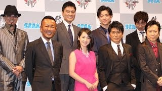 セガの人気ゲームシリーズ「龍が如く」の最新作「龍が如く 維新!」(2...