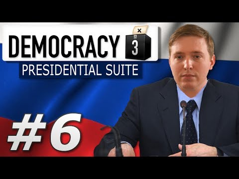 Democracy 3: Presidential Suite | Russia  -  Year 6