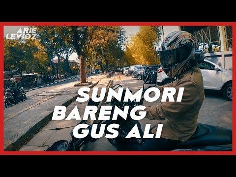 Sunmori Baik Bareng Gus Ali #cowolebihtau #manknowsbetter   Motovlog Indonesia CB150R