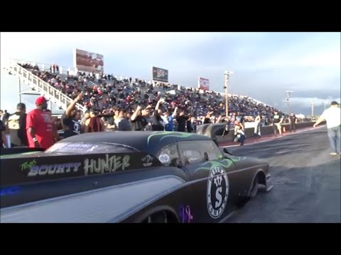 Birdman Racing vs Bounty Hunter Promod at Bounty Hunters II
