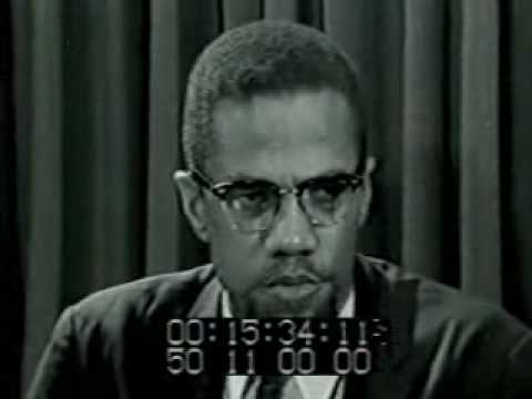 Malcolm X  and islam