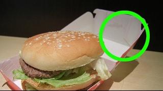 ¡MUCHO CUIDADO! Los envoltorios de comida rápida contienen peligrosas sustancias