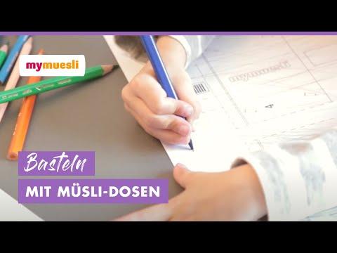 Mymuesli Musli Wissen Das Kannst Du Mit Unseren Dosen Basteln