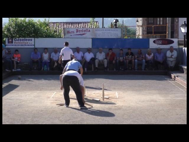 """Torneo de """"Las Flores"""" en San Vicente del Monte"""