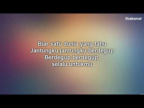 (LIRIK) Tak Malu - Farisha Irish (OST Duda Pujaan Dara)