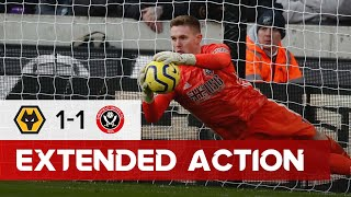 Wolverhampton Wanderers 1-1 Sheffield United | Extended Premier League Highlights