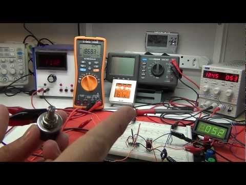 Electronic Constant Current DC Load #2 - How does the circui