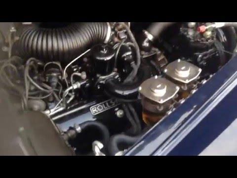 1965 Rolls Royce Silver Cloud III Mulliner Park Ward Drophead Coupe
