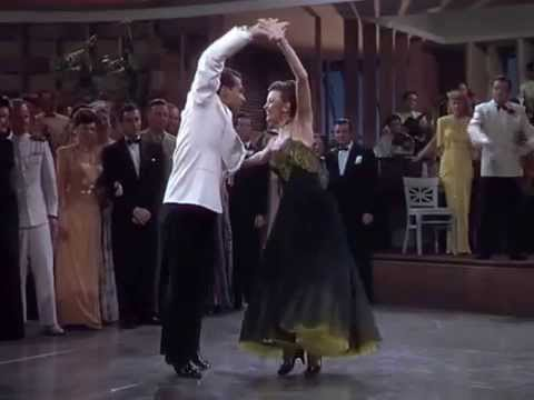 Cyd Charisse w/ Ricardo Montalbán (1948) On an Island with You [Two to Tango]