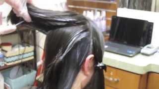 Permanent Hair Straightening