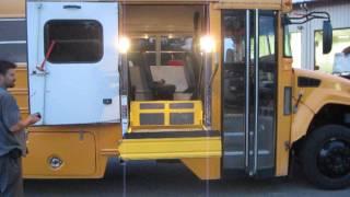 2009 Bluebird School Bus for Sale