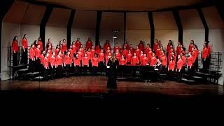Followers of the Lamb - CCHS Choralaires 2015-12-09