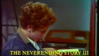 Neverending Story 3 Escape From Fantasia Trailer (Rare)