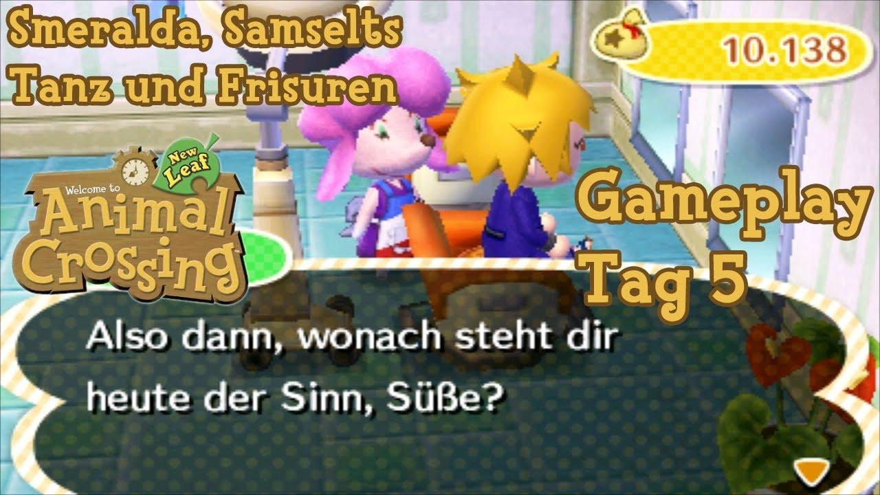 Animal Crossing New Leaf Gameplay - Bürgermeister #5 - Smeralda