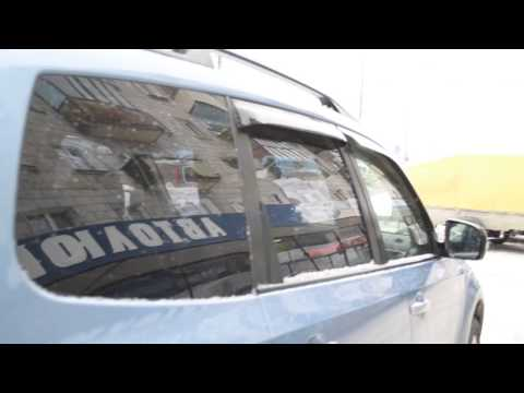 Дефлекторы окон Subaru Forester 2008 2012