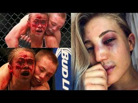 Что происходит с женщинами, которые выходят на бои без правил!? Женские бои(+до и после боя!!!)!!!!!
