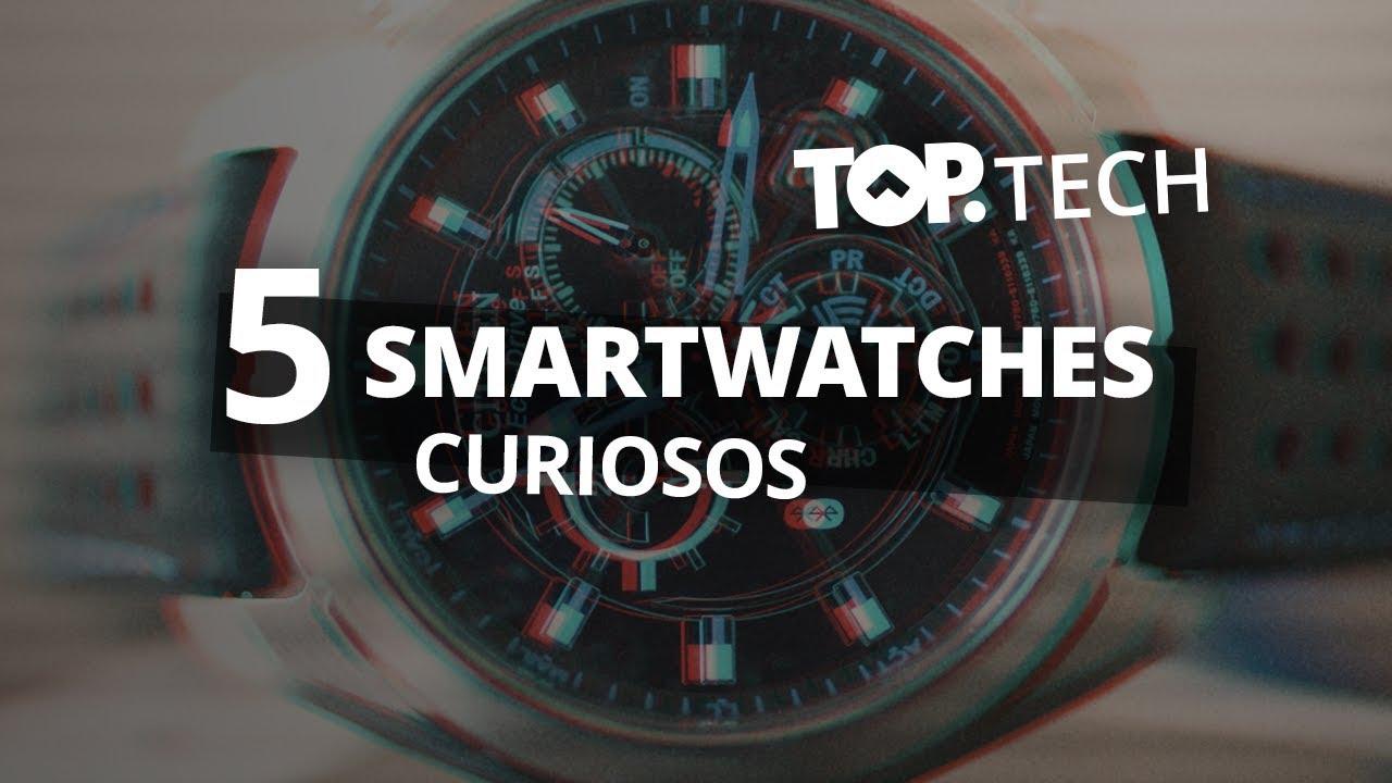 4dcb1dc36690c 5 relógios inteligentes que você provavelmente não conhece  Top Tech ...