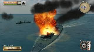 Battlestations Midway IJN Yamato Vs 400+ aircraft