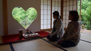 「日本緑茶発祥の地」 京都・宇治田原町の湯屋谷・奥山田地区