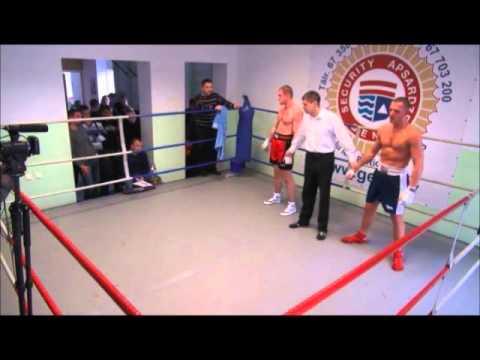 07. 02. 2014. Boxing in Rigas Rings club, Latvia, Riga - Video