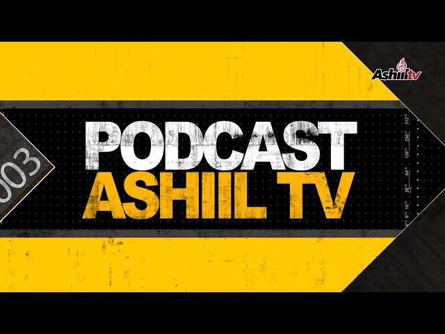 PODCAST ASHIIL TV - BUKAN PUASA BIASA EPS #3