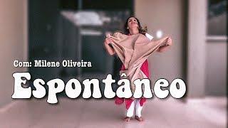 O GRITO (ESPONTÂNEO) | Milene Oliveira