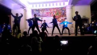 STI CALAMBA Pasko Sa Calamba 2016 Dance Presentation