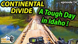 Our Great CONTINENTAL DIνIDE Motorcycle Adventure w/Breathtaking Roads, Scenery & Camping - Part 14