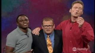 Whose Line is it Anyway - You Know How To Wiggle.avi