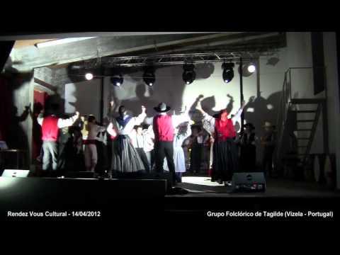 Rendez Vous Cultural - Grupo Folclórico de Tagilde (Vizela - Portugal) [HD]