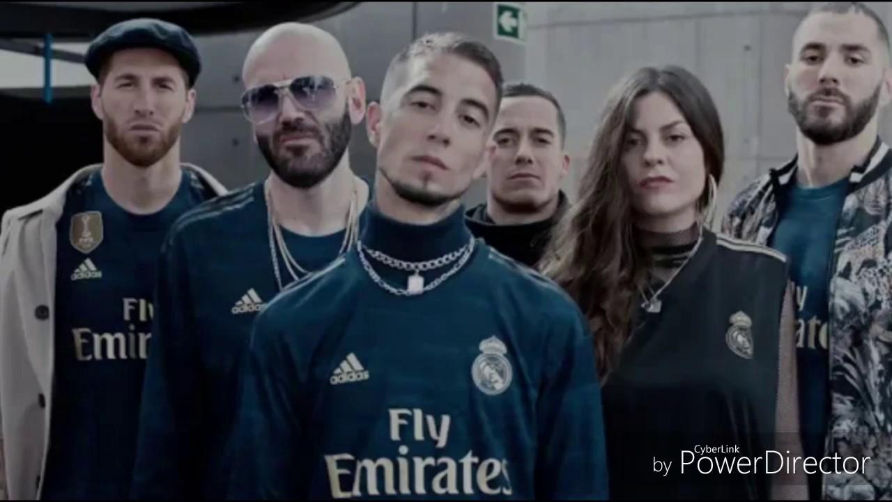 violín abrelatas piloto  Canción Real Madrid campaña Adidas 2019-2020 Denom X Anita ft ikki - YouTube