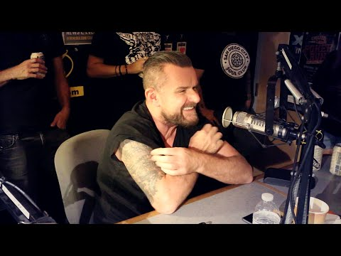The Cult 91X Interview With Halloran