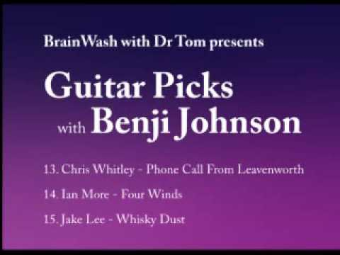 how to play guitar like chris whitley-wqfs 90.9 fm guitar picks with benji  johnson 13-15
