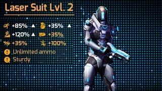 Gangstar Vegas - Laser Man LV 2 Gameplay Reivew