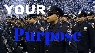 Law Enforcement Motivation: Your Purpose -- Speech Compilation | OdysseyAuthor