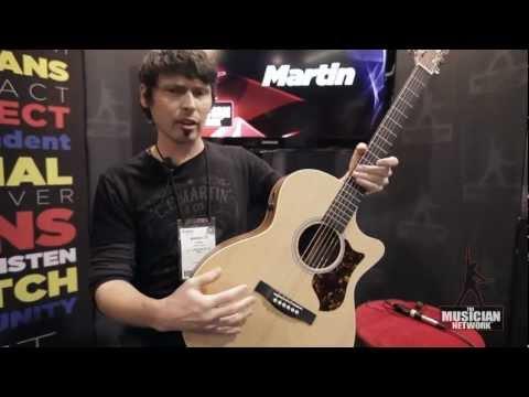 Martin Guitar: NAMM 2012 Product Showcase