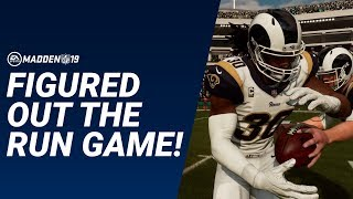 Madden 19 Online Gameplay Rams vs Raiders   vs. Gyvi World