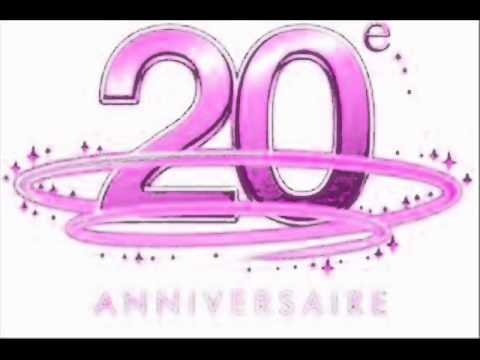 pour tes 20 ans bonne anniversaire fifi youtube. Black Bedroom Furniture Sets. Home Design Ideas