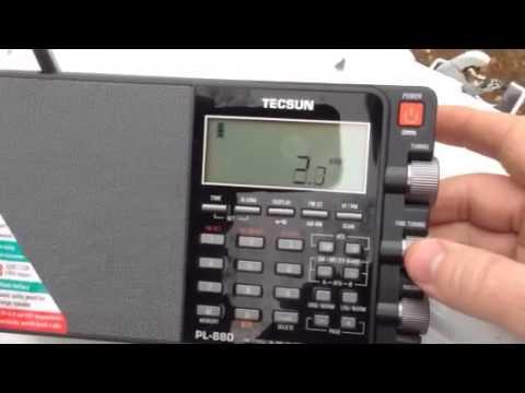 Tecsun PL-880 Vs PL-660 SSB 80M