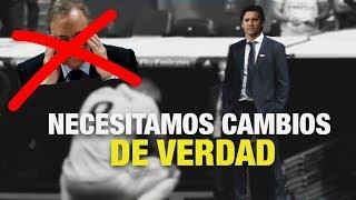 Solari es el parche de Florentino Perez el VERDADERO CULPABLE - Eibar vs Real Madrid 3-0