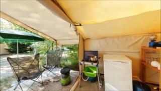 Au camping a saumur