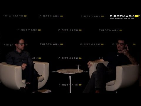 Fireside Chat: Chris Dixon, General Partner at Andreessen Horowitz (FirstMark's Data Driven)