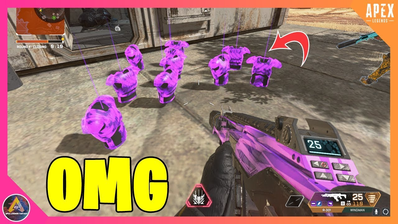 Gather 10 Purple Armor Win Apex Legends Funny Moments 12 Apex Legends Fantasy