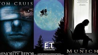 My Top 10 Favorite Steven Spielberg Movies