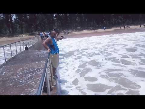 Jumping stunt at Guhagar beach | Ratnagiri Trip