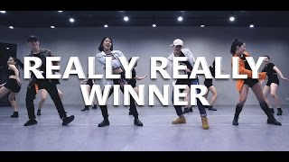 WINNER위너 - REALLY REALLY Dance Cover.