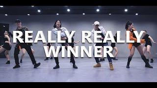 WINNER위너 - REALLY REALLY Dance Cover.