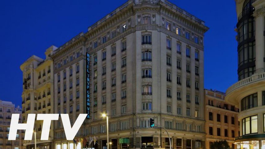 Hotel Tryp Madrid Cibeles Booking